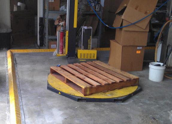 floor bunding in practice