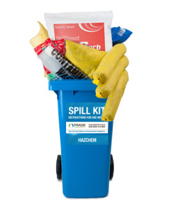 Hazchem spill kit
