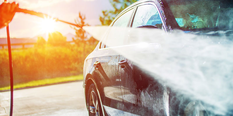 Car wash wastewater treatment systems